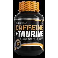 Caffeine + taurine (60капс)