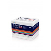 L-Carnitine Crystal 5000 (20 ампул по 20 мл)